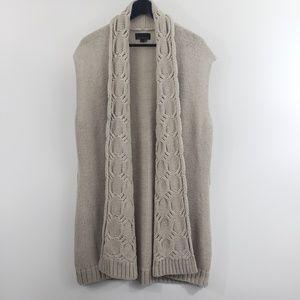 i Jeans by Buffalo Open Cardigan Vest, size XL